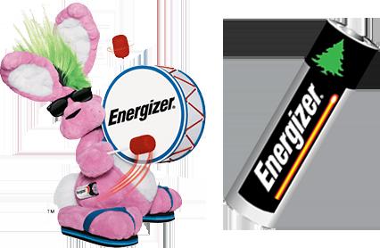 Energizer Bunny Timeline