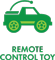 Remote Controlled Toy