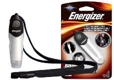 Package of Energizer 2-in-1 Personal Wearable Flashlight