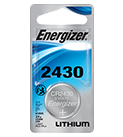 energizer 2430 lithium battery