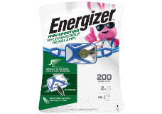 Energizer Mini Sporting Rechargeable Headlamp
