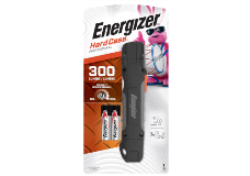Package of Energizer Hard Case Professional Task Flashlight with 2 Batteries