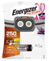 Package of Energizer Hard Case Professional Magnet Headlamp
