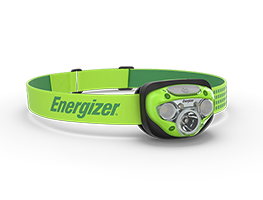 green energizer vision hd handsfree headlamp