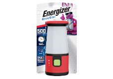 Package of Red and White Energizer Weatheready Emergency Lantern