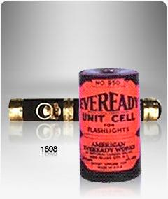 Flashlight History Energizer