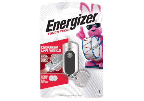 Keychain Light Touch Tech Energizer
