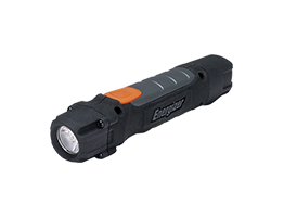 black energizer hard case flashlight