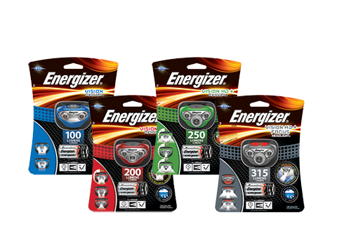 Energizer® Vision LED Headlights