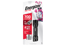 Package of Energizer TAC 700 Metal Tactical Flashlight