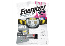 Package of Energizer Vision LED Yellow Headlamp