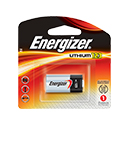 Energizer Lithium 123 Battery
