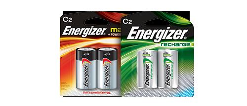 C Batteries | Energizer