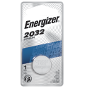 package of energizer cr2032 specialty battery