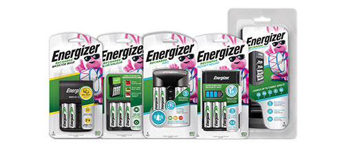 Energizer Recharge Battery Chargers