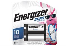 package of energizer 2cr5 lithium battery