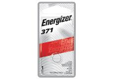 package of energizer 371 specialty battery