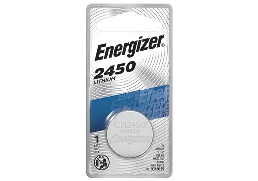 Cr2450 Battery Energizer