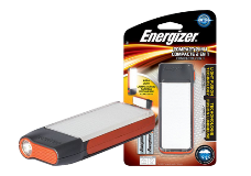 Package of Energizer Compact 2-in-1 LED Flashlight