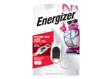 Package of Energizer High Tech Keychain Light