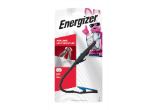 Package of Blue Energizer LED Clip Light
