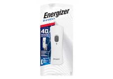 Package of Energizer White Rechargeable Flashlight