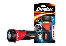 Package of Energizer Compact LED Flashlight