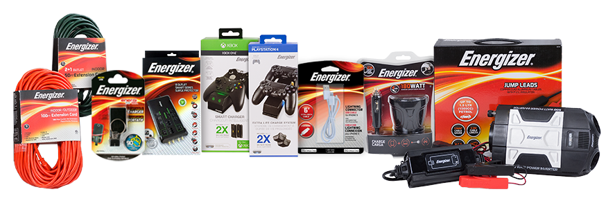 Energizer Power Products | Energizer