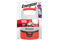 Package of Red and White Energizer Vision Lantern