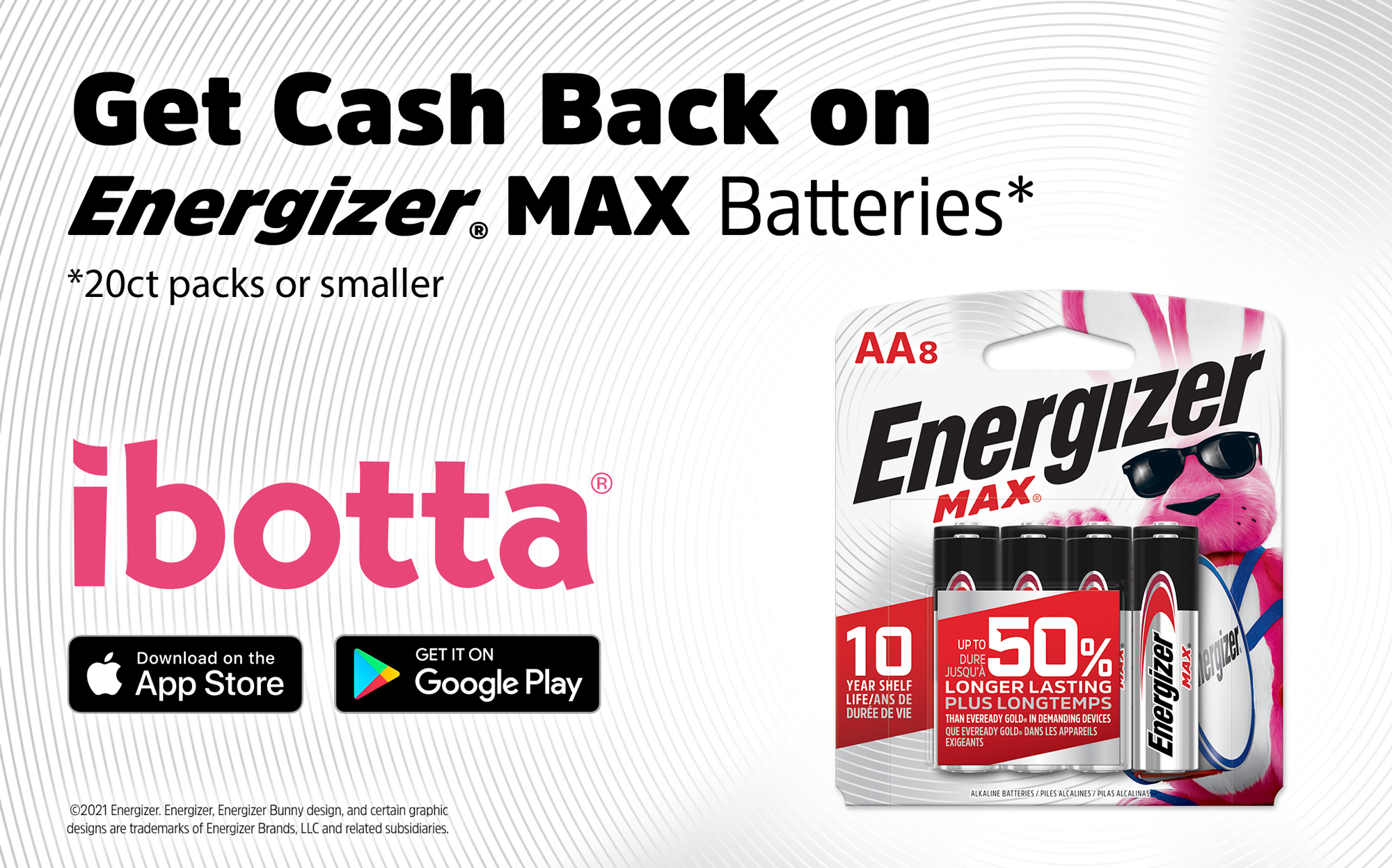 ibotta battery promotion