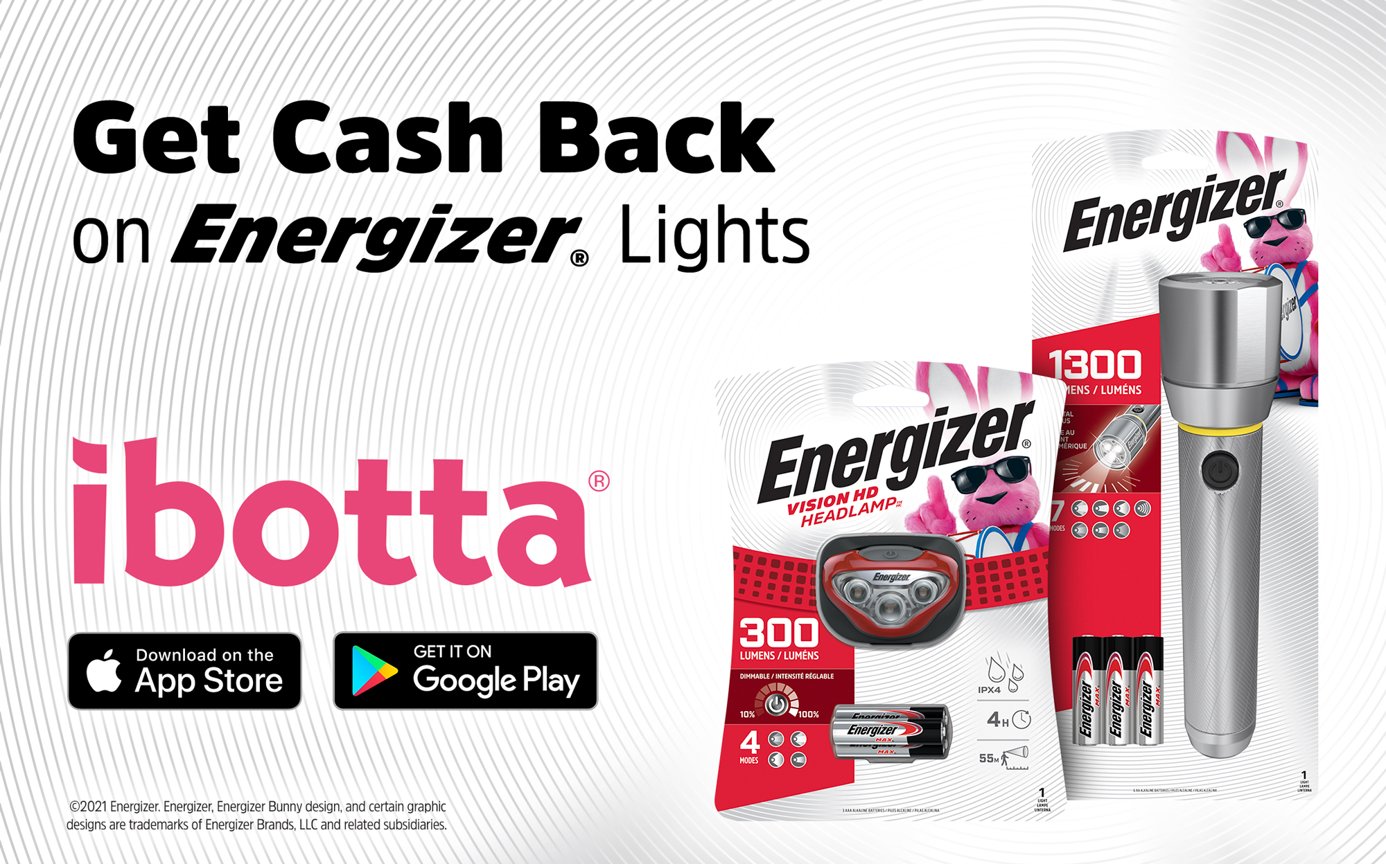 ibotta lights promotion