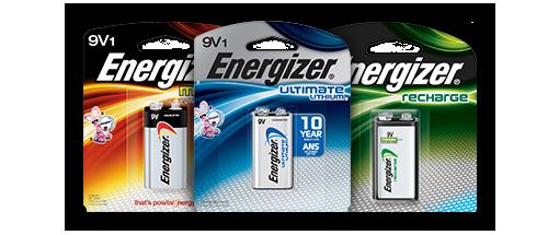 energizer 9v family