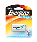 Energizer Advanced Lithium 9v Batteries