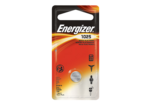 Energizer ECR1025BP Battery