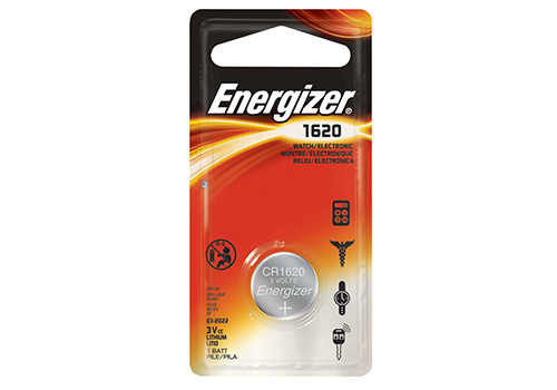 Energizer ECR1620BP Battery