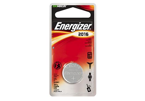 Energizer ECR2016BP Battery