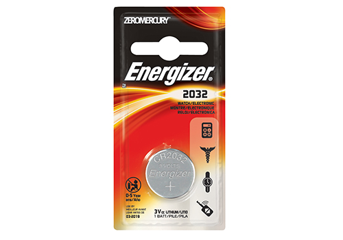Cr2032 Battery Energizer 174