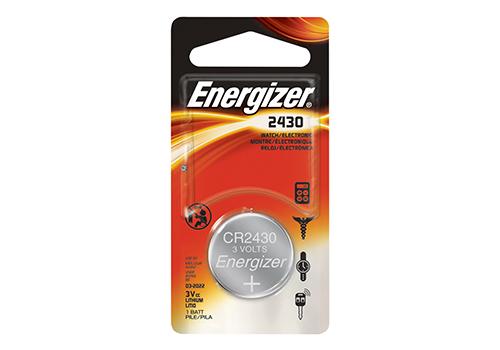 Energizer ECR2430BP Battery