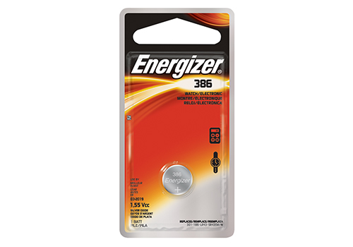 Energizer 386 Battery