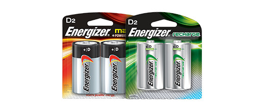 Energizer D Batteries