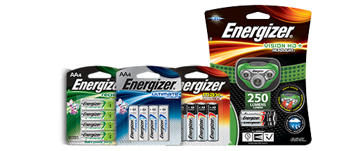 Energizer holiday Offers