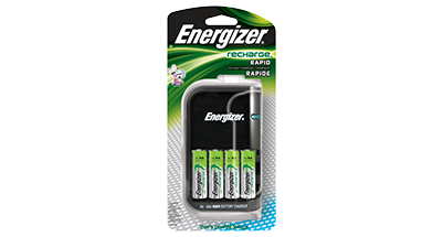 Energizer Rapid Battery Charger