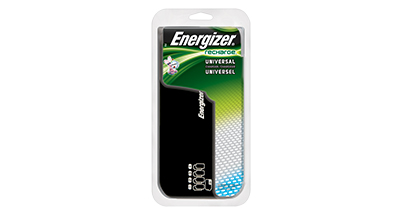 Energizer Recharge Universal Smart Battery Charger