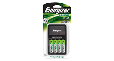 Energizer Value Battery Charger