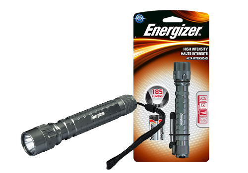 Tactical Flashlights Energizer
