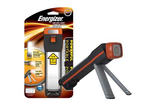 Energizer 3-in-1 Flashlight
