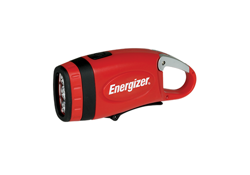 Energizer Carabiner Crank Flashlight