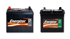 Energizer Car Batteries