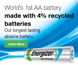 Ecoadvanced Batteries