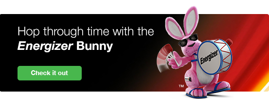 Energizer Bunny Center